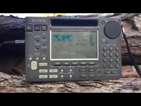 DXpedition: Radio Bangladesh Betar 4750 kHz best ever reception