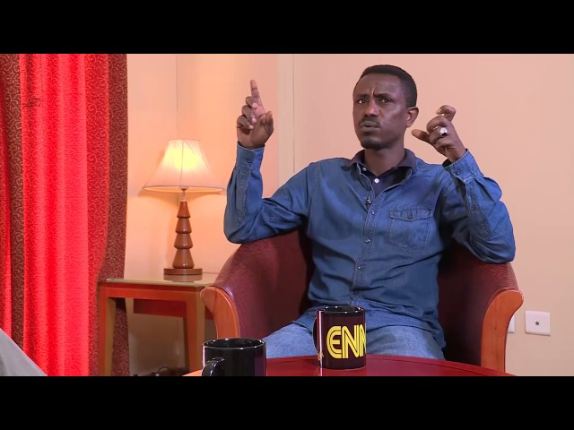 ETHIOPIA: Interview with Bereket Abraham who was a journalist in Eritrea Fit le Fit - PART 1