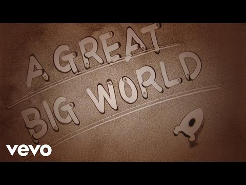 A Great Big World - Say Something (sand Art Video) video