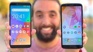 Xiaomi Mi A2 vs Moto G6 PLUS, ¿cuál es MEJOR?