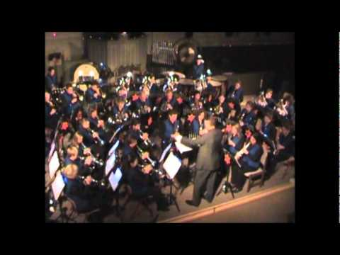 Once in Royal David's City door fanfare MvConcordia - Sterren Stralen 2011