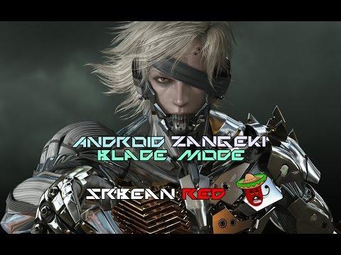 Metal Gear Rising Revengeance + Celular Android + APP