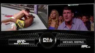 Full Blast: Michael Bisping - Silva vs Sonnen II