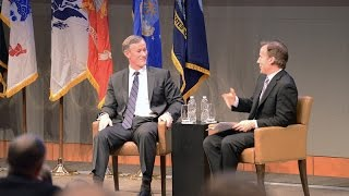 Admiral William McRaven: Talks at GS Session Highlights