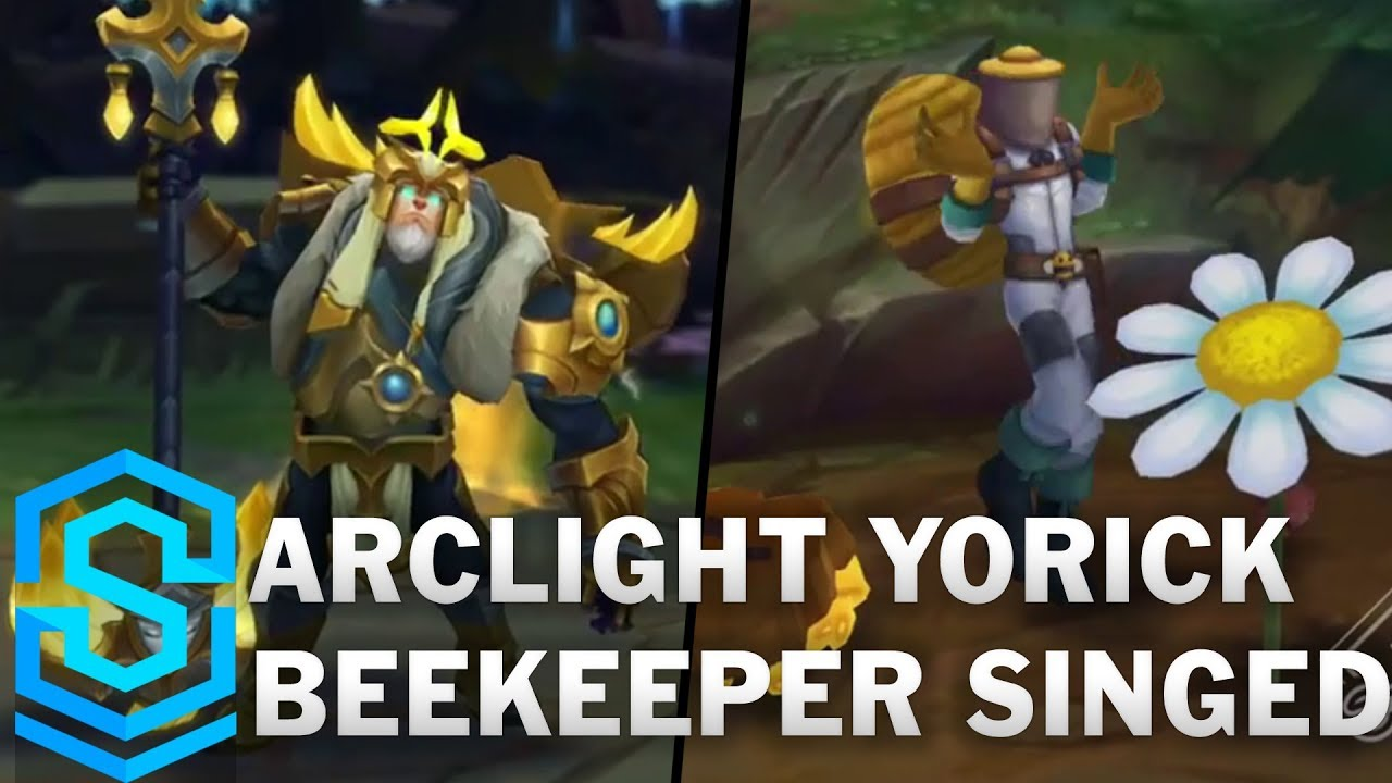 Arclight Yorick & Beekeeper Singed | PBE Preview