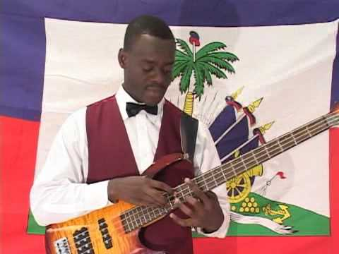 Wester Desamours plays the Haitian National Anthem on his Bass guitar. album on sell on itunes or amazon clik to download now at: http://itunes.apple.com/us/...
