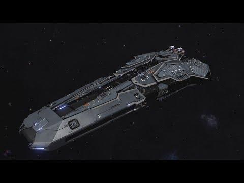Elite Dangerous 1.5: Ships - Federal Corvette