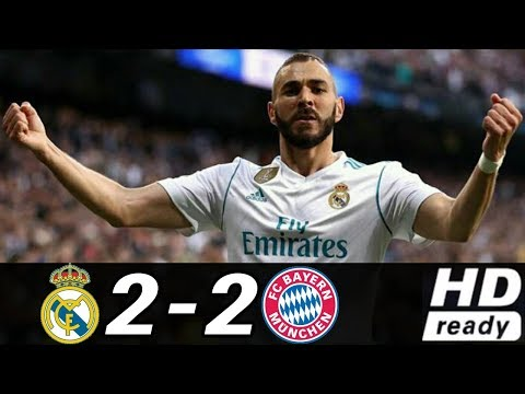 Real Madrid 2-2 Bayern Munich | RESUMEN GOLES | Relato (Mariano Closs) | UCL 01/05/18 thumbnail