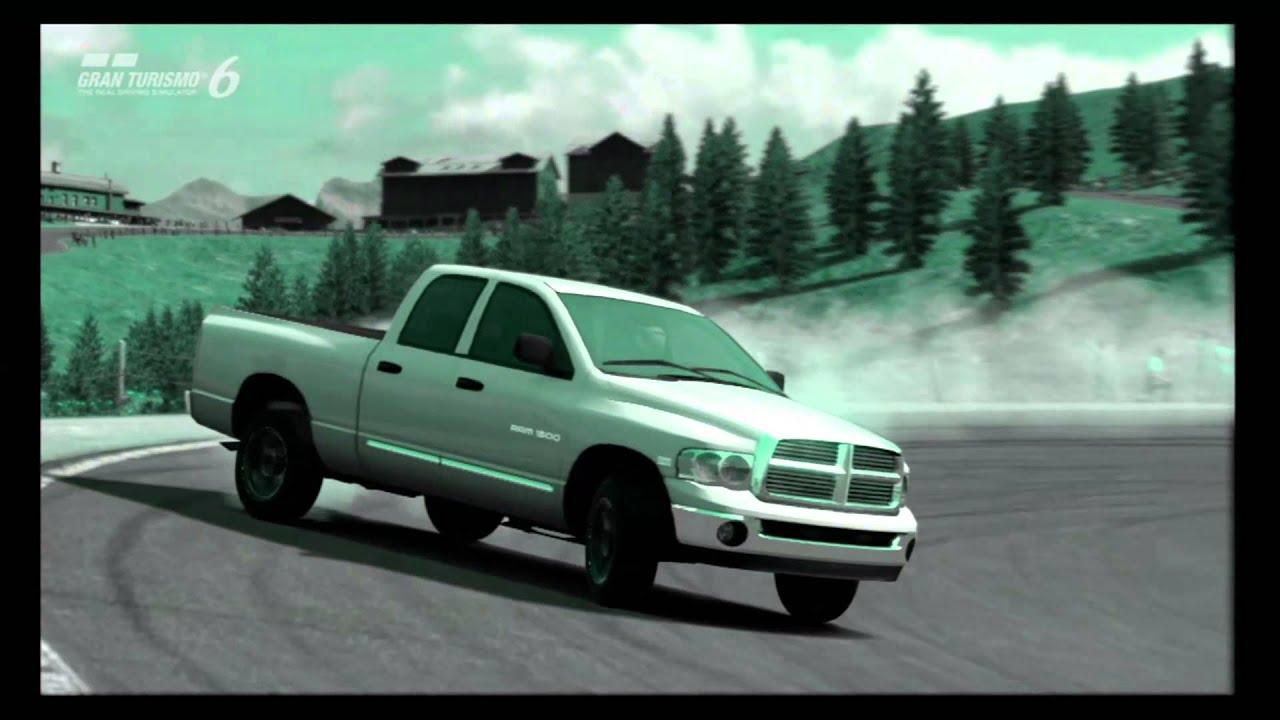 Gran Turismo 6 Dodge Ram 1500 Laramie Hemi Quad Cab 04