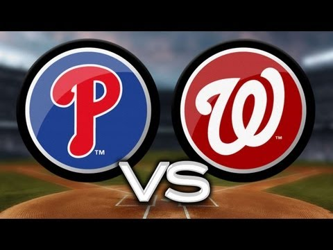 5/26/13: Strasburg fans nine, gets two hits in win