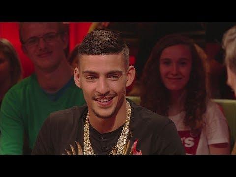 Rapper Boef in 'Van Gils & Gasten' - één
