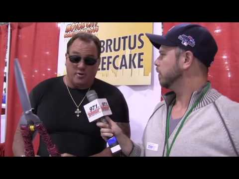 Brutus the Barber Beefcake on the Ultimate Warrior's death
