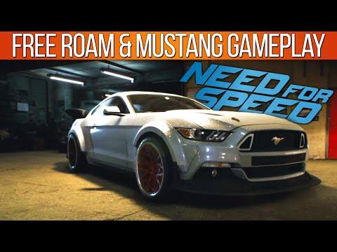 Need for Speed 2015 Free Roam & Crew Multiplayer Gameplay!