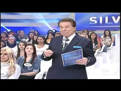 Alexandre Frota leva choques no Jogo dos Pontinhos - Programa Silvio Santos