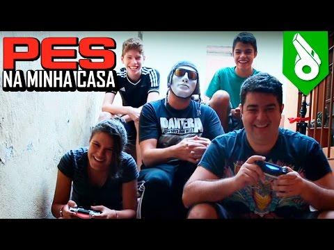 PES NA MINHA CASA #4 Vídeos de zueiras e brincadeiras: zuera, video clips, brincadeiras, pegadinhas, lançamentos, vídeos, sustos