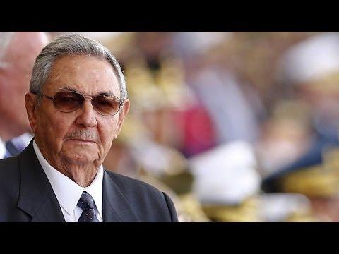 Raúl Castro: EE.UU. debe devolver Guantánamo y poner fin al bloqueo