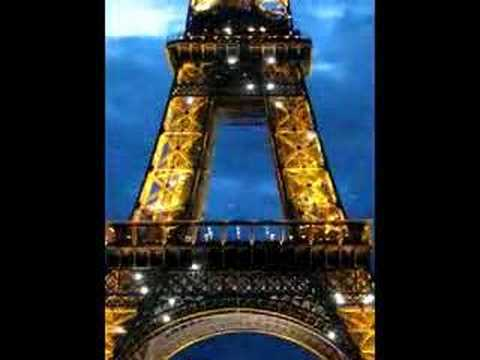 eiffel tower sparkling Video