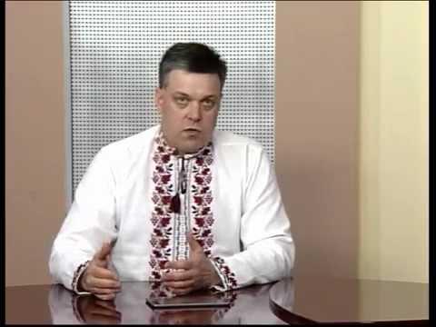 """Олег Тягнибок в етері ОТБ """"Галичина"""""""