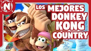 TOP 5 - Los mejores Donkey Kong Country