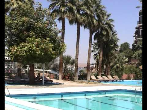 Egypt at the Old Cataract hotel.avi