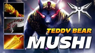 Mushi Ursa [Teddy Bear] Dota 2 Pro Gameplay