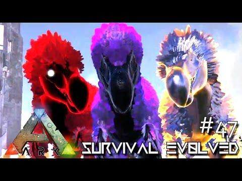 ARK: SURVIVAL EVOLVED - NEW DEVIL DodoREX !!! E47 (MODDED ARK GAMEPLAY)