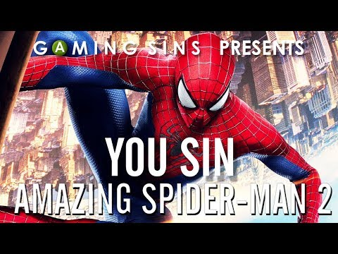 You Sin: The Amazing SpiderMan 2 Full Game Movie GamingSins