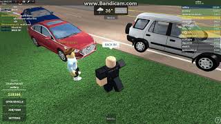 Roblox Greenville (BETA) (NEW CAR) (Police Chase)