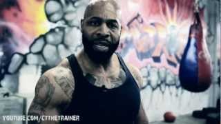 """Why I want you to be hard!"" CT Fletcher"