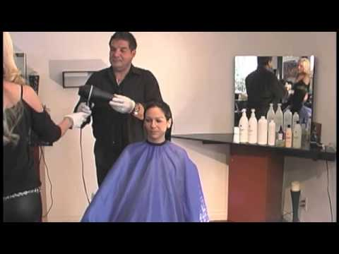 keratin botox james albert