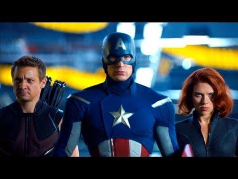 'Avengers' Break Box Office Record, UFC Execs Talk MMA - Off Duty Tuesday