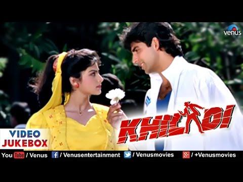 Khiladi Video Jukebox   Akshay Kumar Ayesha Jhulka Deepak Tijori...