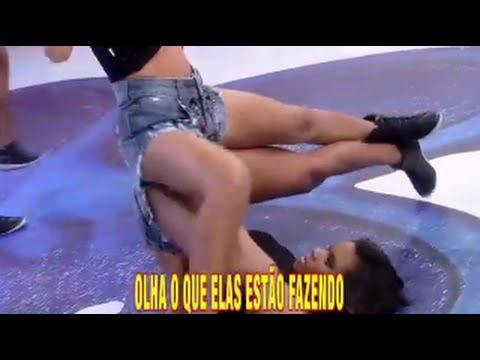 Bonde das Maravilhas Nova Coreografia do funk Sábado Total 15 11 2014