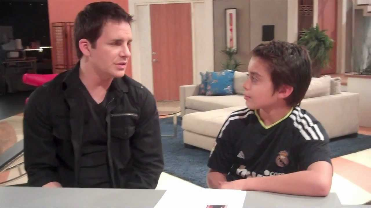 Lab Rats - Hal Sparks ... Channing Tatum Wife