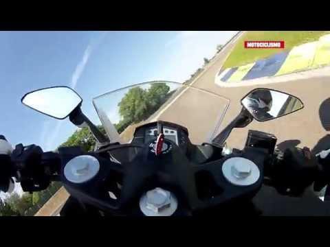 KTM RC 390: il test di Motociclismo all'autodromo di Modena