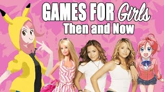 Video Games for Girls: Then and Now - Tamashii Hiroka