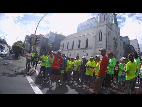 Entrenamiento Media Maratón Bogotá 2015 4