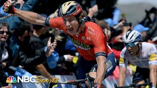 Amgen Tour of California 2019: Stage 5 highlights   NBC Sports