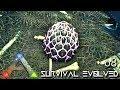 ARK: ABERRATION - ROCK DRAKE EGG HUNTING E08 ( GAMEPLAY ARK: SURVIVAL EVOLVED ) !!!