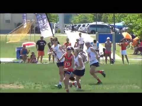 2014 Girls Lacrosse featuring Tabb High School's Jessica Sawyer (2016)