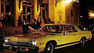 1974 Dodge Monaco Commercial -  Hotel Metropole, Monte Carlo-  Grace Kelly Narrative - Opera House