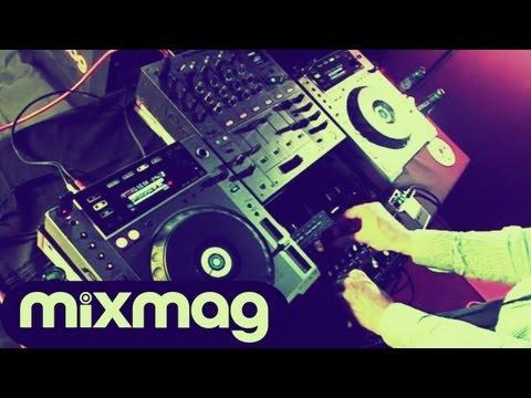 Joakim & Alan Braxe electro set in Mixmag's Lab