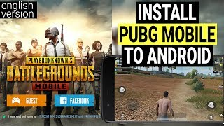 How-to Download PUBG Mobile (English Version) to Android Device Outside of Canada