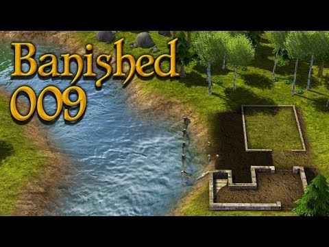 BANISHED [WQHD] #009 - Wohnraum in Südlage ★ Let's Play Banished