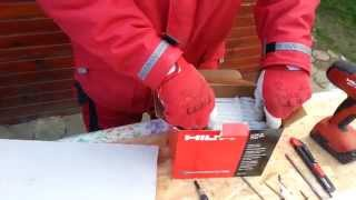 anchors for small loads HILTI by dacanovski
