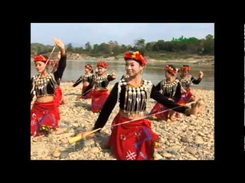 Kachin Songs.wmv video