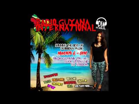 Radio Guyana International - Live Stream - DiaDaSelecta