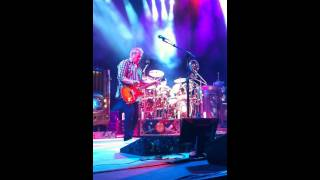 Rush - YYZ - Time Machine - FRONT ROW!