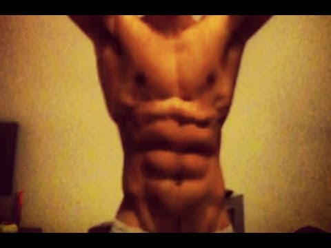 10 Minute ab workout How To Get Ripped Fast At Home / 6 Pack Workout (Big Brandon Carter)