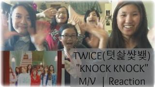 "download lagu Twice트와이스 ""knock Knock"" M/v  Reaction gratis"